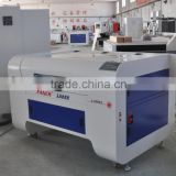 Fabric laser cutting machine compatbile with Tajima embroidery software