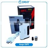2016 Kanger New arrival Electronic Cigarette CUPTI, Kanger CUPTI Top Filling, Leak-Free, Kanger CUPTI 75W
