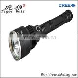 led rechargeable aluminum flashlight LED torch light