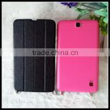 7 Inch Dual Core 3G Calling Dual Sims Android 4.4 Tablet PC with Case covered wifi and Bluetooth