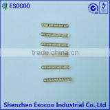 Individual Brass Splice Clip for SMT line