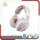 China Supplier OEM Headphones Silent Party Bluetooth Headphone With Big Earpad Wireless Headset
