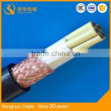fire resistant industrial control cable xlpe insulated steel tape armoured control cable