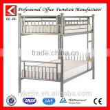 Cheap Price wooden school desk metal bunk beds with trundle bed school bunk beds with desks