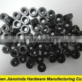 Black Anodized Aluminum Light Indicators Parts, Cheap CNC Machining Parts