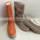 2016 fashion winter snow women boots shoes; women snow shoes; comfortable ladies shoes                                                                                                         Supplier's Choice