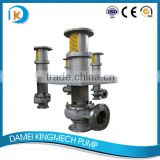 High quality factory price API 610 vertical chemical processing pump apply to sea water and petrochemical industry