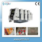 digital offset printing 4 color pamphlets press printer for sale
