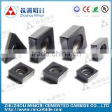 tungsten carbide inserts in thread turning tools