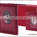 2013 Nice Digital Wedding Photo Album Cover, Leather Acrylic Album Cover Design