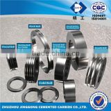 Sintered carbide guide roller, T.C. guide roller for wire rods