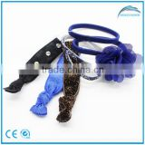Fashion ladies and girls knotted custom elastic hair band hair tie                                                                         Quality Choice