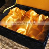 changxing 2014 hot sale 100% polyester fabric cheap satin for packing
