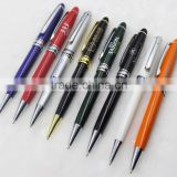 laser printing LOGO/wholesale /OEM multifunction hotel/office/students/business promotional metal ballpoint pen