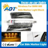 Smoked Amber LED side Marker for BMW turn signal lamps