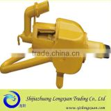 Duct mounted reverse circulation drilling rods with T/T payment term
