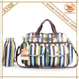 Enrich Mommy baby Diaper Bag Travel Tote nappy Bag Plus Matching Baby Changing Pad