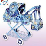 Baby Car sliding baby carriage with hand bag