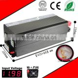 5000W DC48v-AC220v pure sine wave power solar inverters power supply