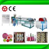 Foamed EPE Packing Mesh Net Cushion Making Machinery