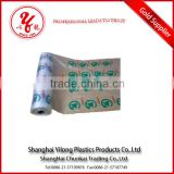40 microns plastic bags/50 micron plastic bag on roll