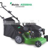 4 stroke Gasoline Lawn mower Grass Cutter 173cc Hand Push for grass cutter best petrol lawnmower