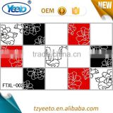 Fashion Design Removable Kitchen Wall Tile Stickers