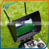 "H1477 Flysight Black Pearl RC801 For DJI Drone with Camera and GPS Monitor 7"" FPV HDMI Monitor Built-in Receiver & Battery"