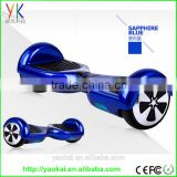 2016 New product 2 Wheel self balance scooter 1-2 hours charging time one wheel electric with brake light