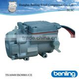 DM24A6 24cc 24VDC Electric scroll Compressor for truck sleep cab air conditioning system