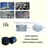 High-quality Wireless Magnetometer Vehicle Detector Sensor for (ITS) Traffic Detection System