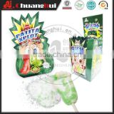 Lollipop Candy Factory 18g Foot Shape Lollipop poping Candy
