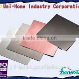 UL complied 3M Adhesive backed silicone rubber sheet