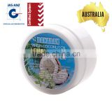 Manufacturer Wholesale Extra Virgin Australian Lemon Myrtle banaban natural body butter coconut oil