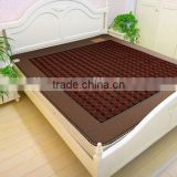 2015 Health Care tourmaline jade mattress Mat Electric Heating Massage Mattress with Far Infrared High Quality Products