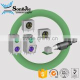 female connector 6 pin mini din adapter/ socket/ jack
