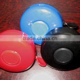 simple bike part spray coating beer mug bell colourful bike accesory custom bicycle bell