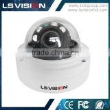 "LS VISION H.265 New Technology 1/2.8"" Sony Starlight Sensor Waterproof IR Dome IP Camera 1080P HD CCTV Security Camera"