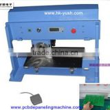 Motorized 1200mm aluminum PCB Lead cutting machine with platform /Multi-function LED V cutter for aluminum PCB -YSV-1A