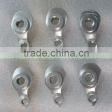 XACD made titanium bicycle dropouts with hand brush finished custom bike dropouts Ti bicycle accessories
