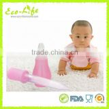 Safe Silicone Baby Nasal Aspirator and Medicine Feeder sets