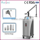 High quality 10.4 Inch true color LCD touch screen laser acne scar removal machine for dark circles