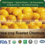 new crop shelled chestnuts organic and healthy foods