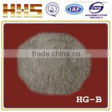 High Refractoriness Bauxite & Magnesia Low Cement Refractory Castables HG-B for Ladle