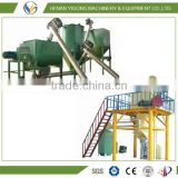 simple Automatic dry mortar production line