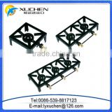 Factory price universal cast iron gas cooker metal outdoor gas stove from china