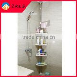 Household Home Wall Shelves Plastic Corner Bathroom Shelves
