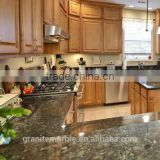 High Quality Green Granite Countertops & Kitchen Countertops On Sale With Low Price
