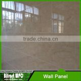 Decorative wall panels composite tile marble stone, Wall Cladding Marble texture UV board