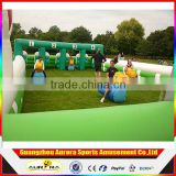 best selling inflatable Pony giant House racing sport games